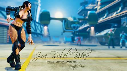 Juri Rebel Biker