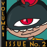 Goblyn Issue Two by SolomonMars