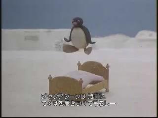 Pingu Behind the Scenes