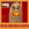 Godthumb Soundboard by doncroswhite
