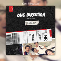 Album|Take Me Home: Yearbook Edition|One Direction by BastianMinaj