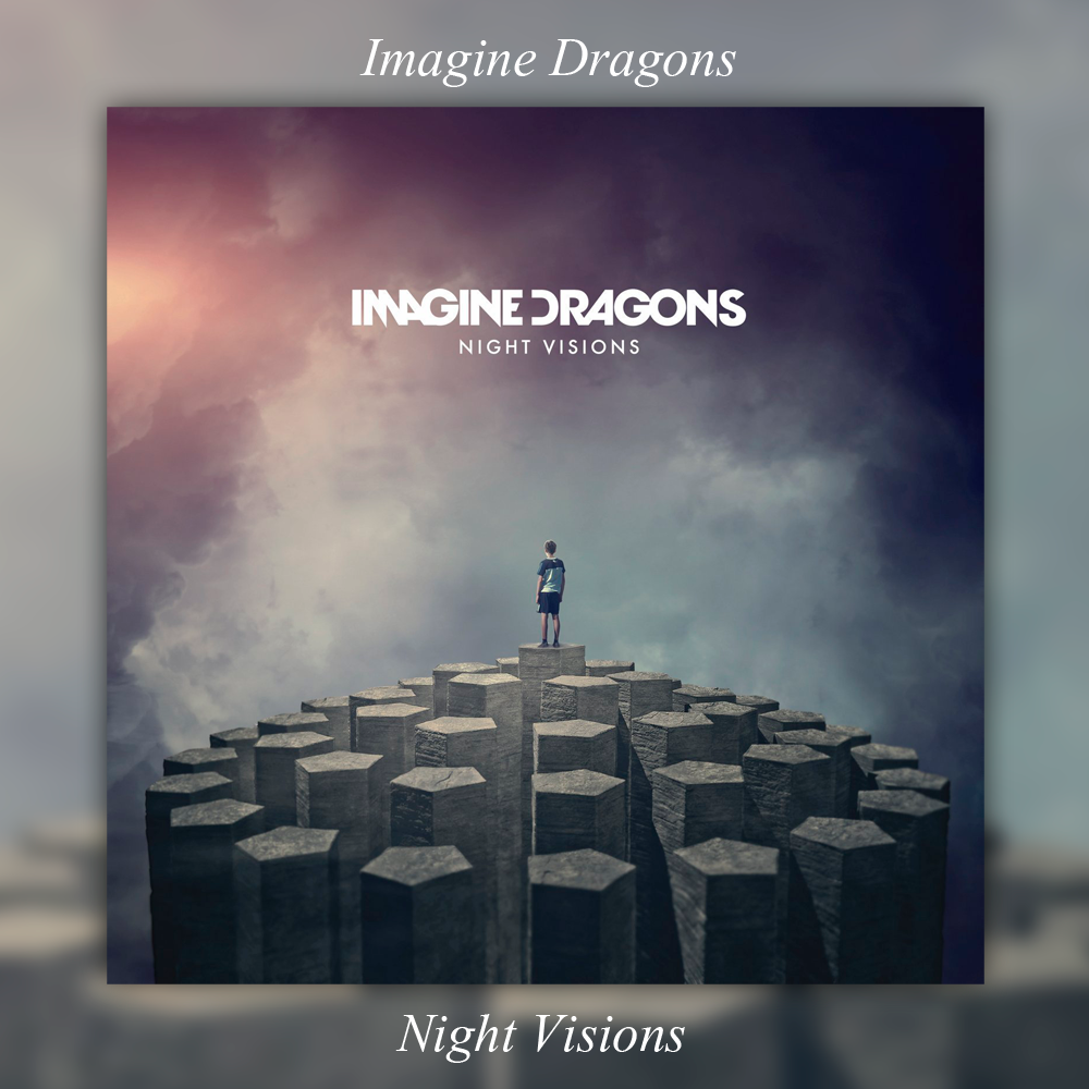 Imagine Dragons Night Visions Deluxe Version