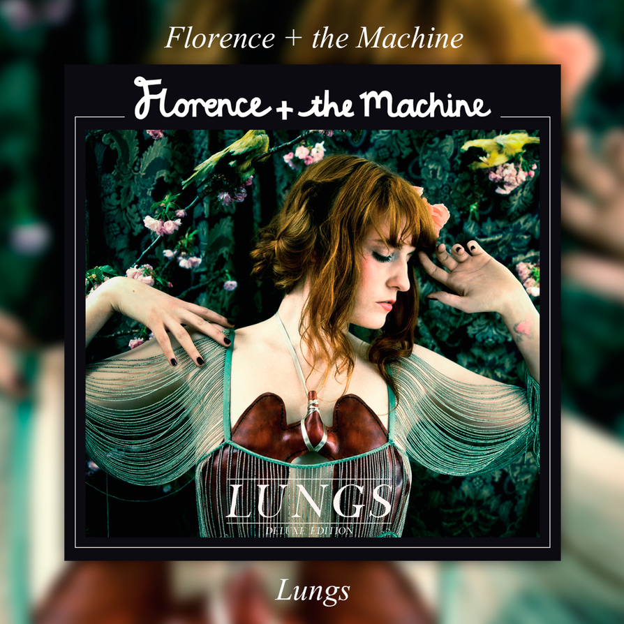 Album Lungs Deluxe Florence The Machine By