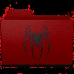 Spider-Man Folder