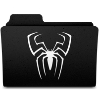 Symbiote Spider-Man Folder