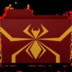 Iron Spider-Man Folder
