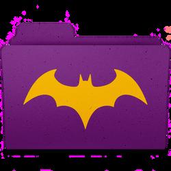 Batgirl Folder