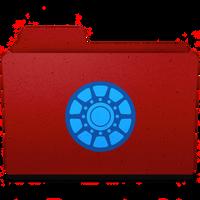 Iron Man Folder