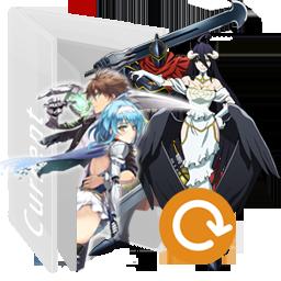 Current Ongoing Anime Series Folder Icon By Sendigo On Deviantart
