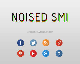 ICONS NoisedSMI by iamtypehere