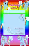 Rainbow Dash Journal