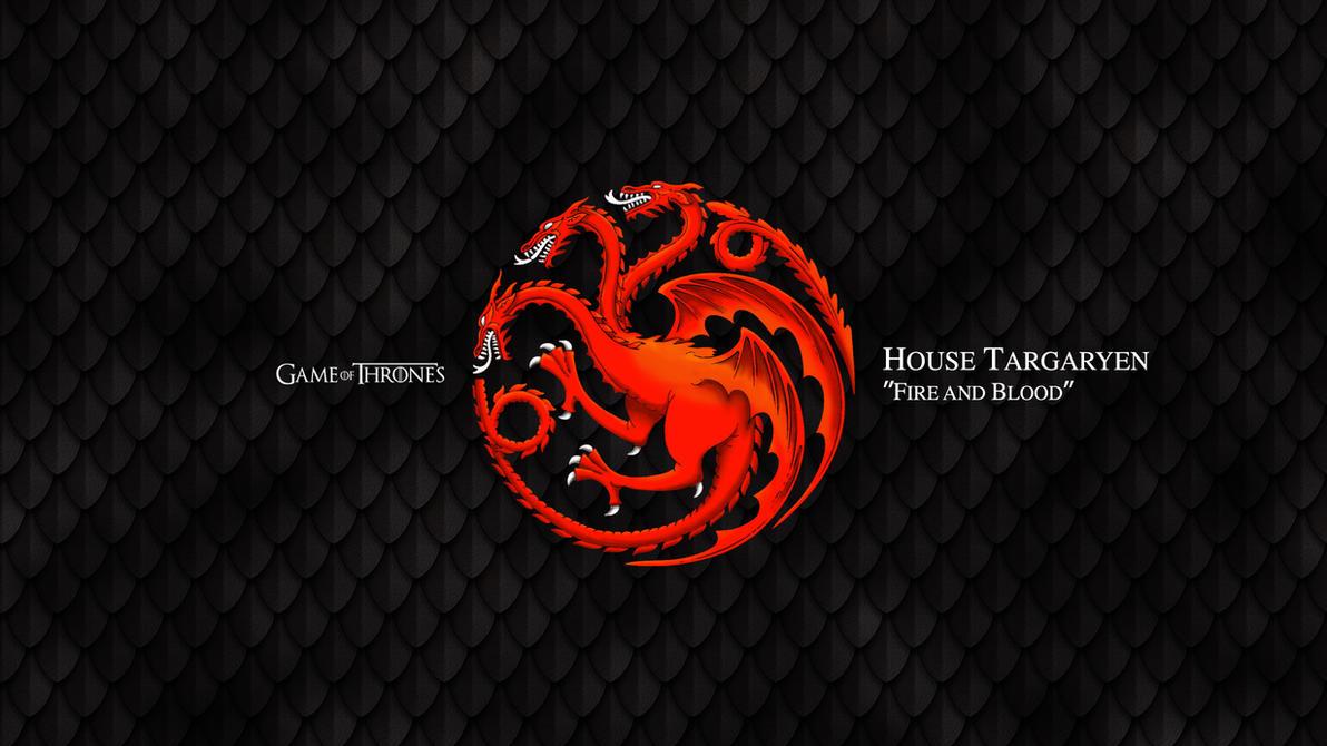 GoT: House Targaryen by NYMEZIDE