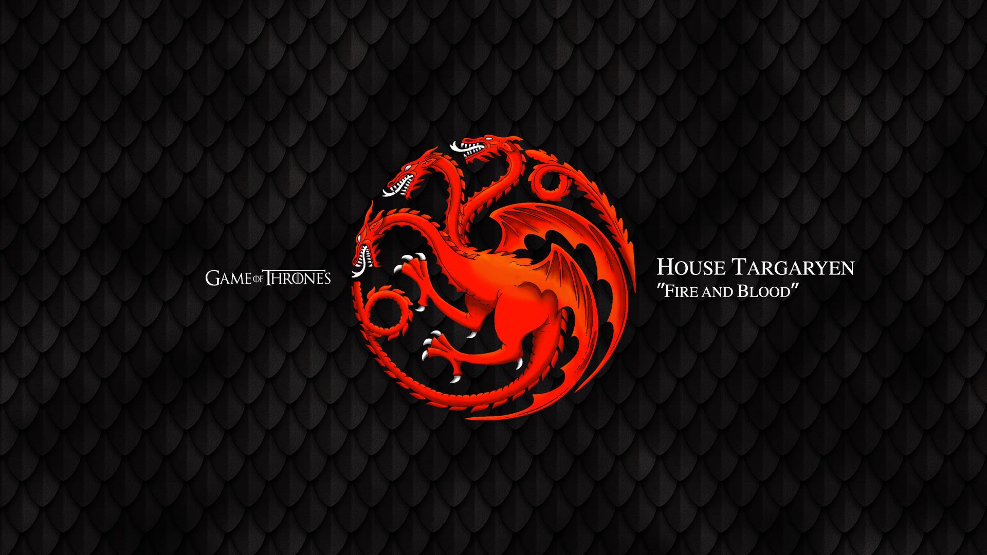 GoT: House Targ... Gaming Logos For Free