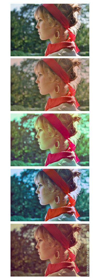 Vintage Colors by LostAnastacia