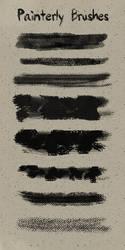 Painterly Brushes