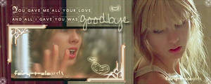 All I gave you was goodbye GIF