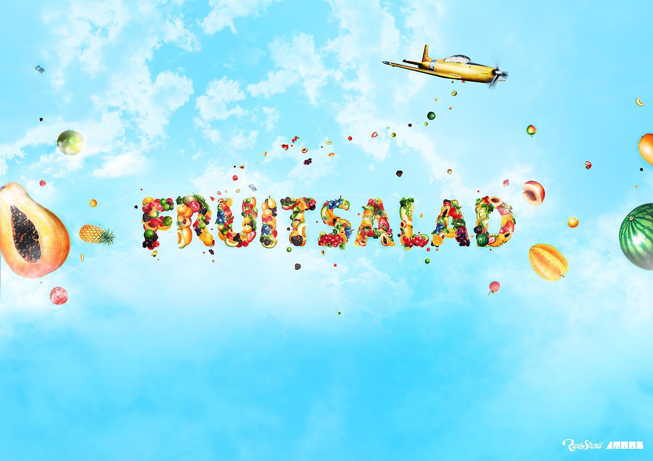 FRUITSALAD by typefunk