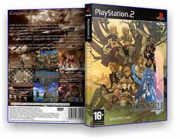 Final Fantasy XII customcover by nakashimariku