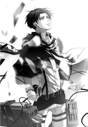 Levi X Child!Reader: Savior part 2 by The-Fruit-Pantry on DeviantArt
