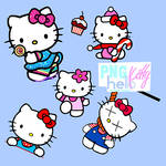 PNG. hello kitty