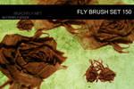 butterfly-stock_brush set 150