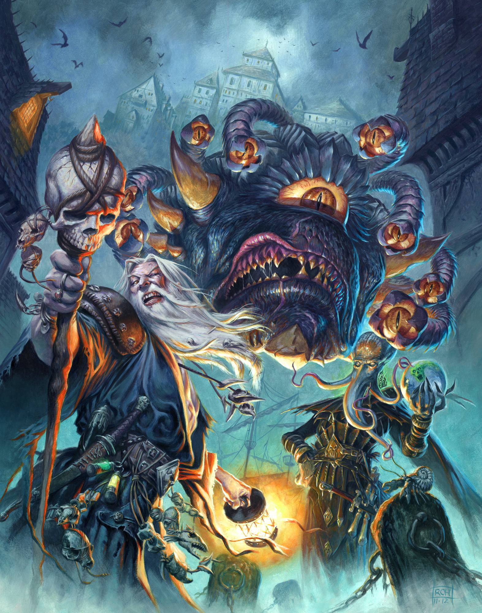 Scoundrels of Skullport by RalphHorsley