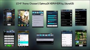 Optimus2X for CM7 by ZduneX25