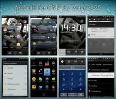 ArcSwift for CM7 by ZduneX25