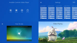 Invisible Controls Video Player for Windows 8/8.1
