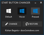 Windows 8.1 Start Button Changer
