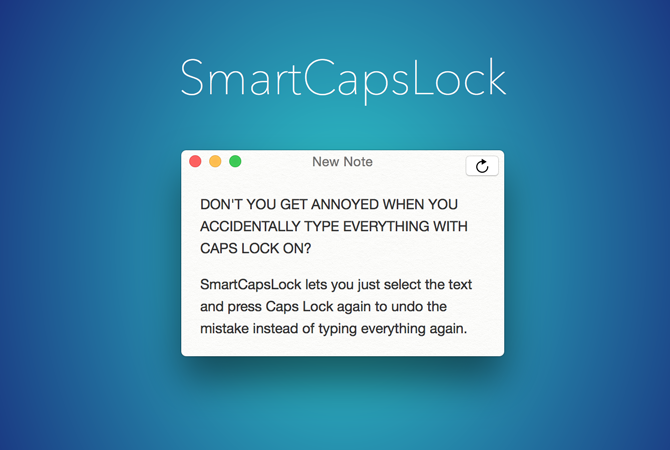 SmartCapsLock