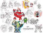 Doodle Just Doodles 4