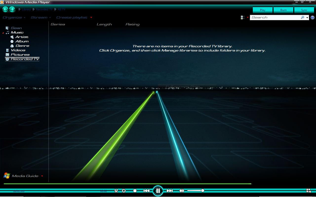 Windows Media Player - Not working (XP/SP2)