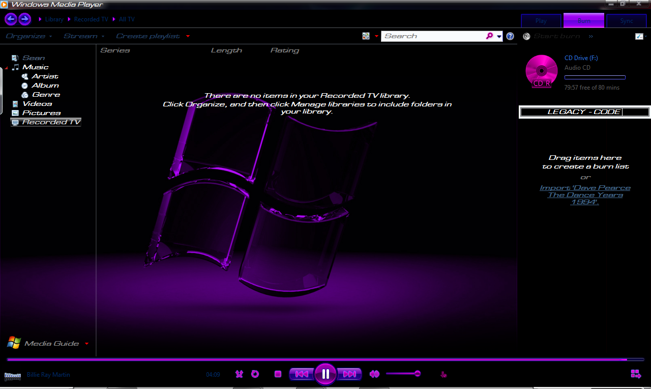 how to make my media player louder on windows 7