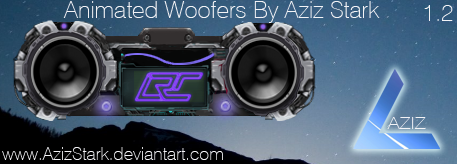 Animated Woofers 1.1 by AzizStark