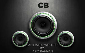 CB The Animated Woofer by AzizStark