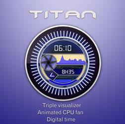 Titan by AzizStark