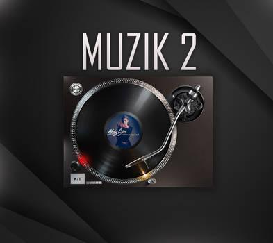 MUZIK 2 [Animated rainmeter skin] by AzizStark