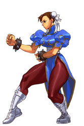 Chun Li Third Strike HD