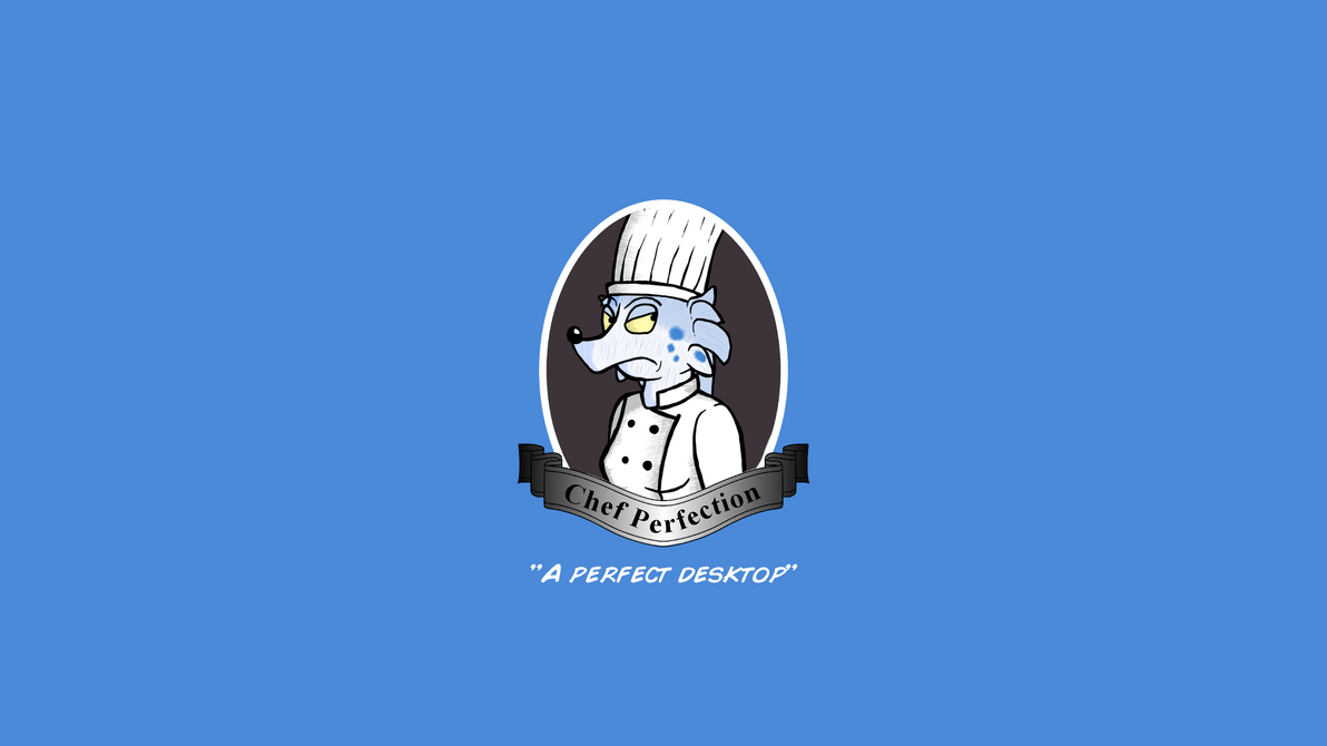Wallpaper Chef Perfection By Argentium 47