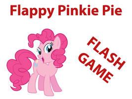 Flappy Pinkie Pie by jakubik25