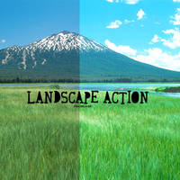 Landscape action - by peaceelovee