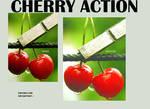 Cherry action -