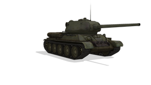 MMD T-34-85 download by RaiR-211