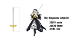 MMD Suigintou sword download