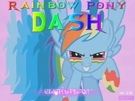 Rainbow Pony Dash, MLP Song by KhalidShahin