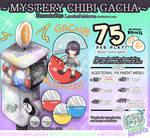 [CLOSED] Mystery Chibi Gacha Adopts!