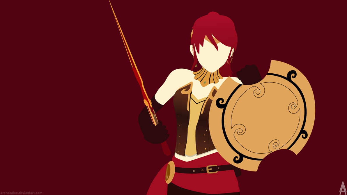 Crimson Shine Ch  2 (Pyrrha Nikos x MaleReader) by ClockworkAngel19