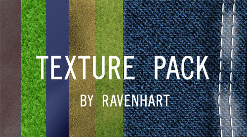 Texture Pack by Ravenhart