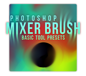 Basic Mixer Brushes by YngvarAsplund